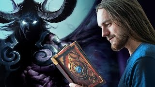 Video Histoire d'une carte Hearthstone : Illidan Hurlorage MP3, 3GP, MP4, WEBM, AVI, FLV Mei 2017