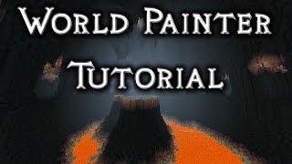 World Painter Tutorial 6 - Dwarven Caves / Caverns