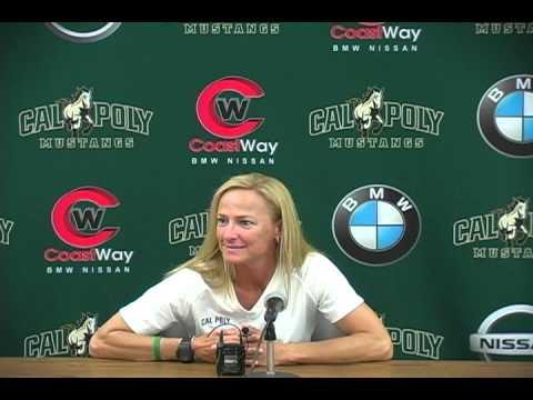 Cal Poly Softball Head Coach Jenny Condon