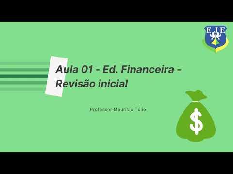 Aula 1 Educação Financeira- 6º ano