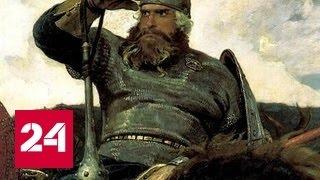 Минобороны Украины спешно правит биографию русского богатыря Ильи Муромца