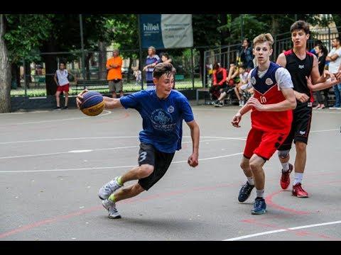 STREET GAME. Финал Ю-14. Lasunka - ОБШ. 03.06.2018