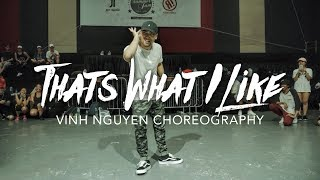 That's What I Like  - Bruno Mars | Vinh Nguyen Choreography | Summer Jam Dance Camp 2017