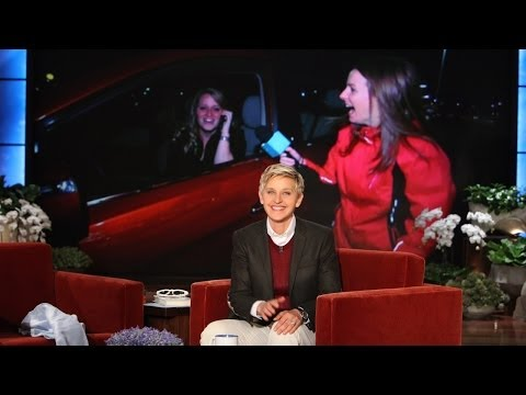 Favorite - She impressed us all when she bought a meal for two furloughed officers, now Ellen is back with her favorite waitress for a surprise that will change her lif...