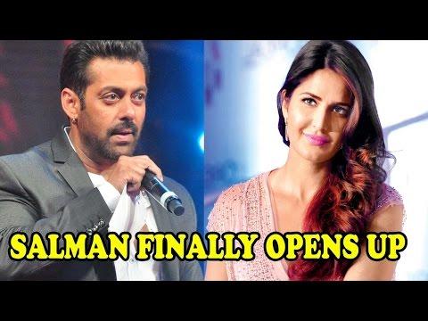 Salman Khan Opens Up About Katrina Kaif Like Never