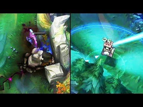 Mẹo hay khi sử dụng đường hầm của Rek'sai và lồng đèn của Thresh thumbnail