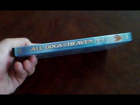 My All Dogs Go To Heaven DVD Collection