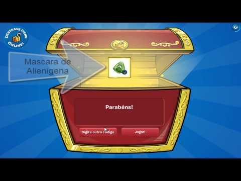 Club Penguin - Novos Códigos Livres para Destravar - Maio 2012