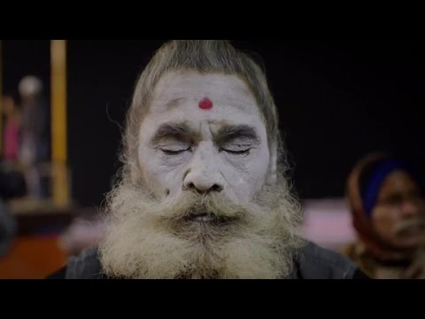 Who are the Aghori?