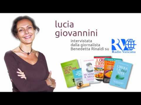 Lucia Giovannini intervistata da Benedetta Rinaldi su Radio Vaticana