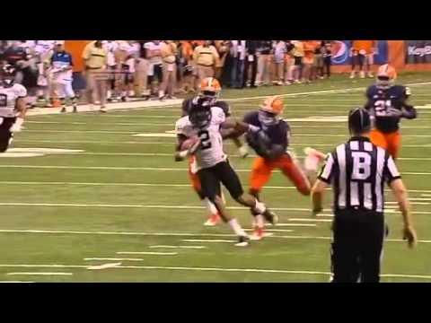 Chris Givens vs Syracuse 2011 video.
