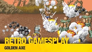 Video Retro GamesPlay: Golden Axe MP3, 3GP, MP4, WEBM, AVI, FLV Juli 2018