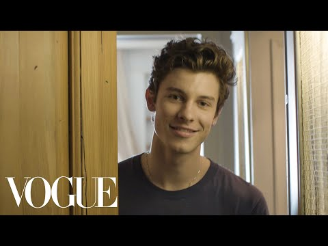 Shawn Mendes Gets Dressed For The Met Gala | Vogue
