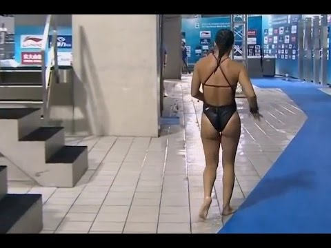 FINA 2014 Women's 10 meter solo - south of the line edit