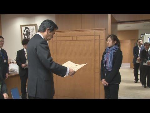 「自分信じて」と後輩らにエール 文科相表彰のバレエ、菅井円加さん