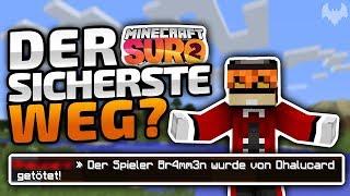 Zurück zu unserem Team? - • Minecraft: SURO 2 #002 •