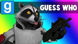 Gmod Guess Who Funny Moments - No Nonsense TSA (Garry