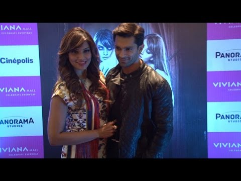 Bipasha Basu & Karan Singh Grover Visit Viviana Mall Thane To Promote Movie Alone