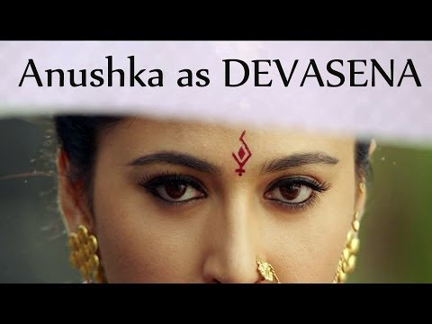 Making of Bahubali - Happy Birthday Anushka!