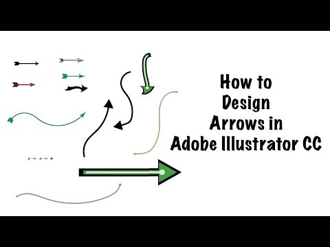 How To Design Arrows In Adobe Illustrator CC