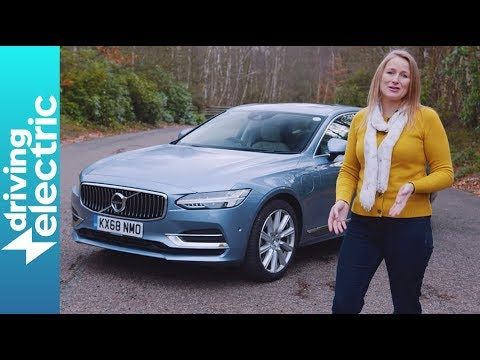 Volvo S90 T8 Twin Engine review – DrivingElectric