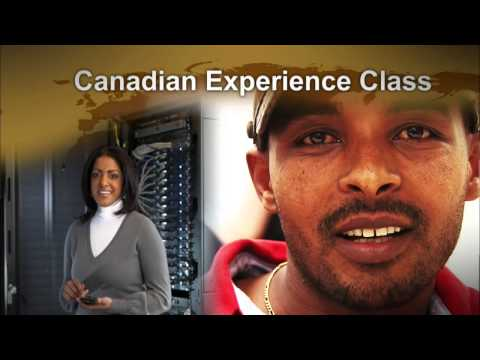 Temporary Foreign Workers  Canadian Experience Class Becoming Canadian