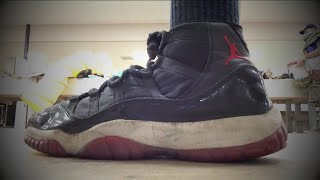 Trip to the Thrift #3 Black Friday Bred 11s, Jordan 3, Air Hua...