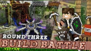 Minecraft Build Battle: Epic Win Medieval Statue! #3