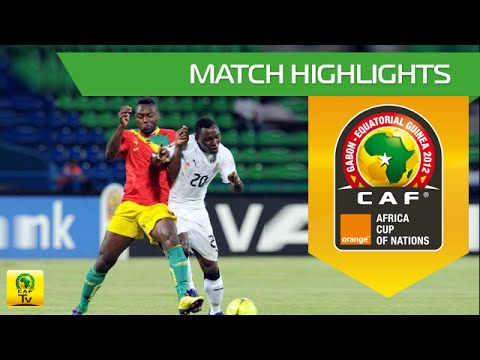 Ghana vs Guinee – Africa Cup of Nations,