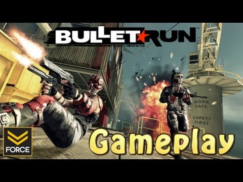 Bullet Run (Gameplay)
