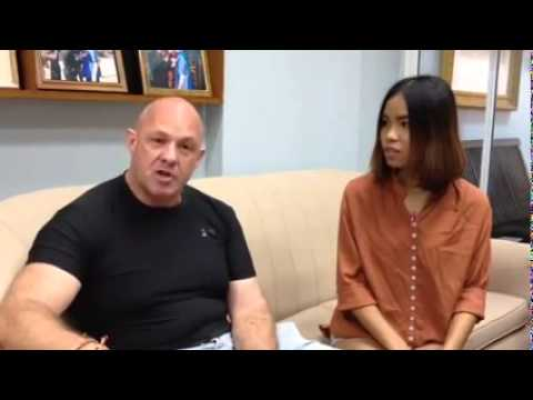 Drew Noyes Helps Brit & Thai Rescuse Thailand Business