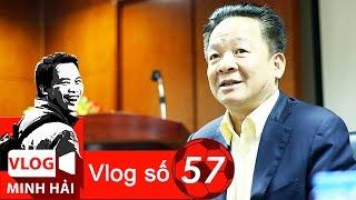 Vlog Minh Hải 57: Bầu Hiển, thợ sửa TV & phi vụ kinh thiên động địa