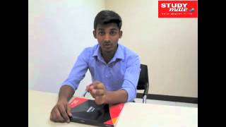 Student Speak- Shivam Tiwari – CBSE National Topper 100% in Maths