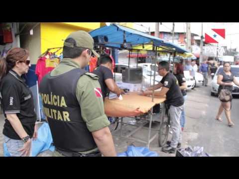 Operação Harpia toma conta de sete bairros de Belém