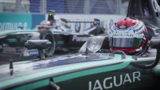 In front of the iconic Manhattan skyline, Panasonic Jaguar Racing claimed a vital championship point in the first of the #NYCePrix Formula E races.Find out more about Panasonic Jaguar Racing, here: http://bit.ly/2teGLpoConnect with Jaguar Racing:Jaguar Racing Twitter: http://twitter.com/JaguarRacingJaguar Racing Instagram: http://instagram.com/JaguarRacingJaguarUSA Website: http://www.jaguarusa.comJaguarUSA Facebook: https://www.facebook.com/JaguarUSAJaguarUSA Twitter: https://twitter.com/JaguarUSAJaguarUSA Instagram: http://instagram.com/JaguarUSA