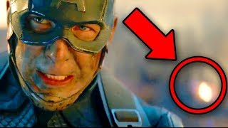 AVENGERS ENDGAME Trailer Breakdown! New Armor & Easter Eggs You Missed!