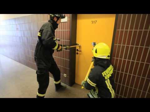 Zeitkritische Türöffnung/Forcible Entry: Schloss aufhebeln, VermiT