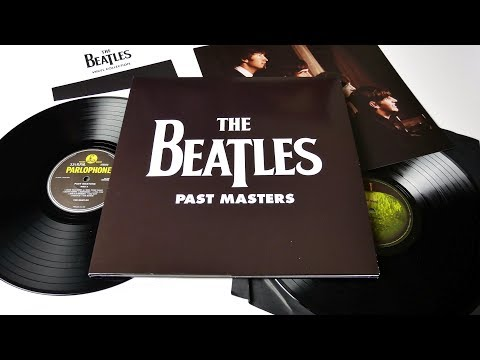 The Beatles ‎- Past Masters - The Beatles Vinyl Collection Unboxing