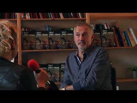 "Jussi Adler-Olsen interview ""i Jussis fodspor"""