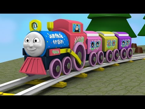 Video Thomas and Friends - Toy Train for Children - Train Cartoon - Toy Factory - jcb Cartoon - Trains Toy download in MP3, 3GP, MP4, WEBM, AVI, FLV January 2017