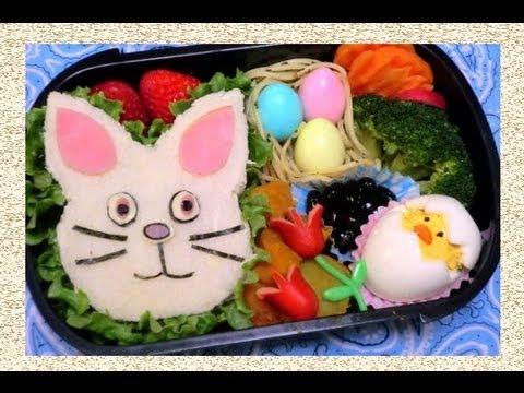 Easter Bento うさぎちゃん 弁当