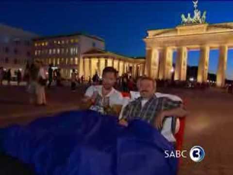 Top Billing | Explore Berlin | Patrizio Buanne | Ferrari FF | Ashish G