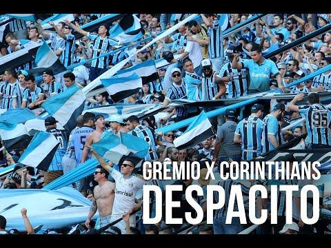 Despacito - Grêmio x Corinthians - Brasileirão 2017 - Geral do Grêmio - Grêmio - Brasil - América del Sur