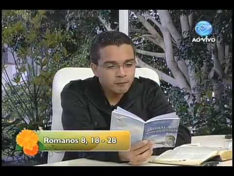 Sorrindo pra Vida - O Espírito Santo virá em socorro da sua fraqueza - 22/05/12