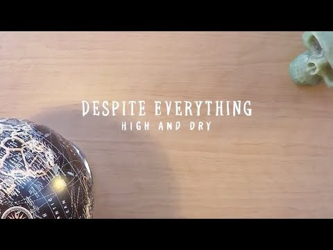 Despite Everything - High and Dry (Official Lyric Video)