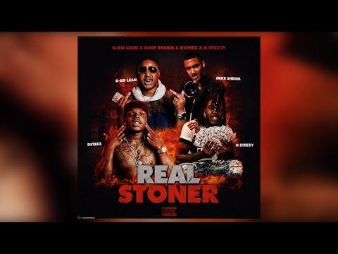 G-Bo Lean - Real Stoner Ft. Mike Sherm | DSteez | H $teezy [Prod. ZayTheillest!] (видео)