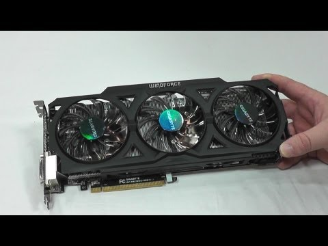 Gigabyte Radeon R9 270X 2GB OC Overview + Benchmarks