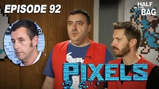 Video Half in the Bag Episode 92: Pixels MP3, 3GP, MP4, WEBM, AVI, FLV Mei 2018