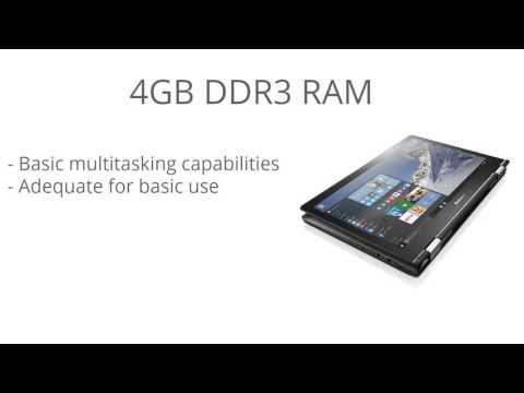 Lenovo Flex 3 80JM002AUS 15.6-Inch Touchscreen Laptop Review