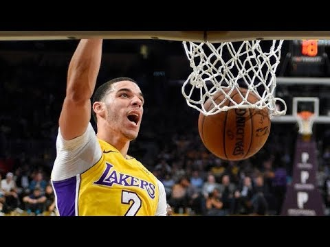Lakers Shouldn't Trade Lonzo Ball, He's Playing Great
